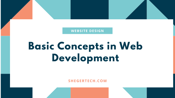 Basic Concepts in Web Development