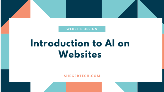 Introduction to AI on Websites